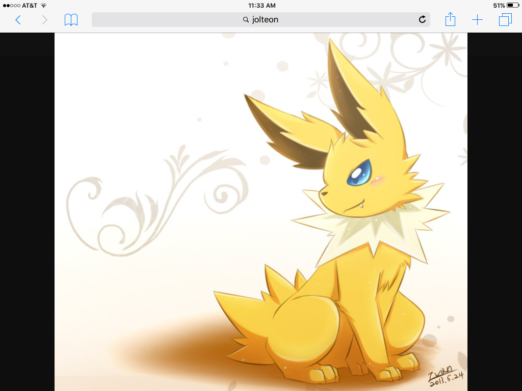 Which Eeveelution Are You? (3)