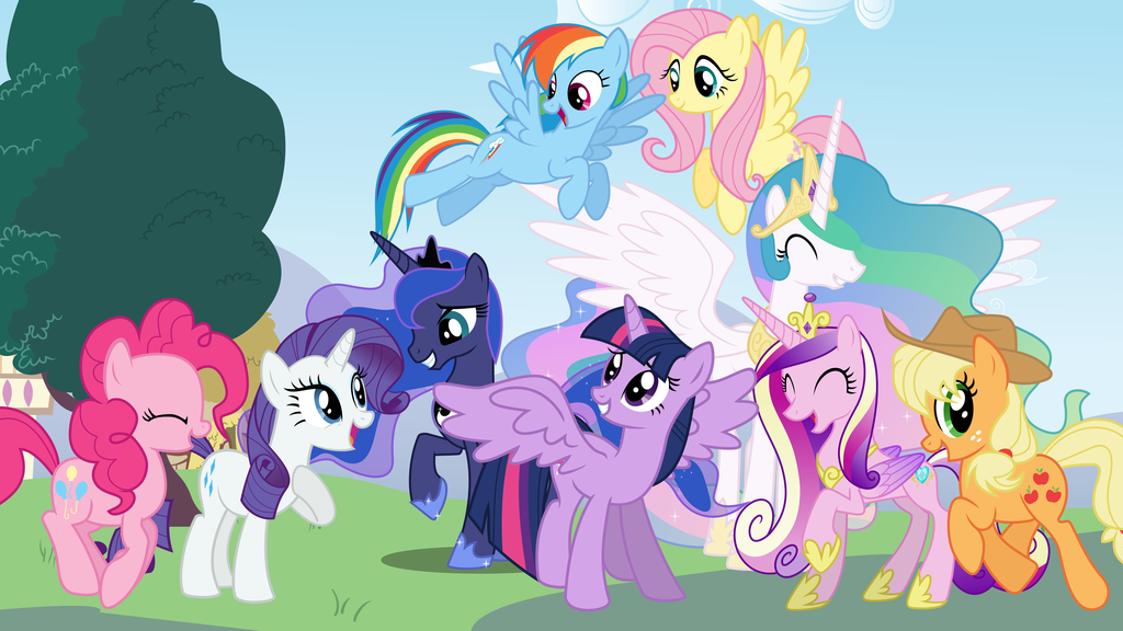 Guess the My little Pony song!