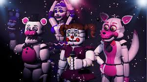 What fnaf sister location character are you?