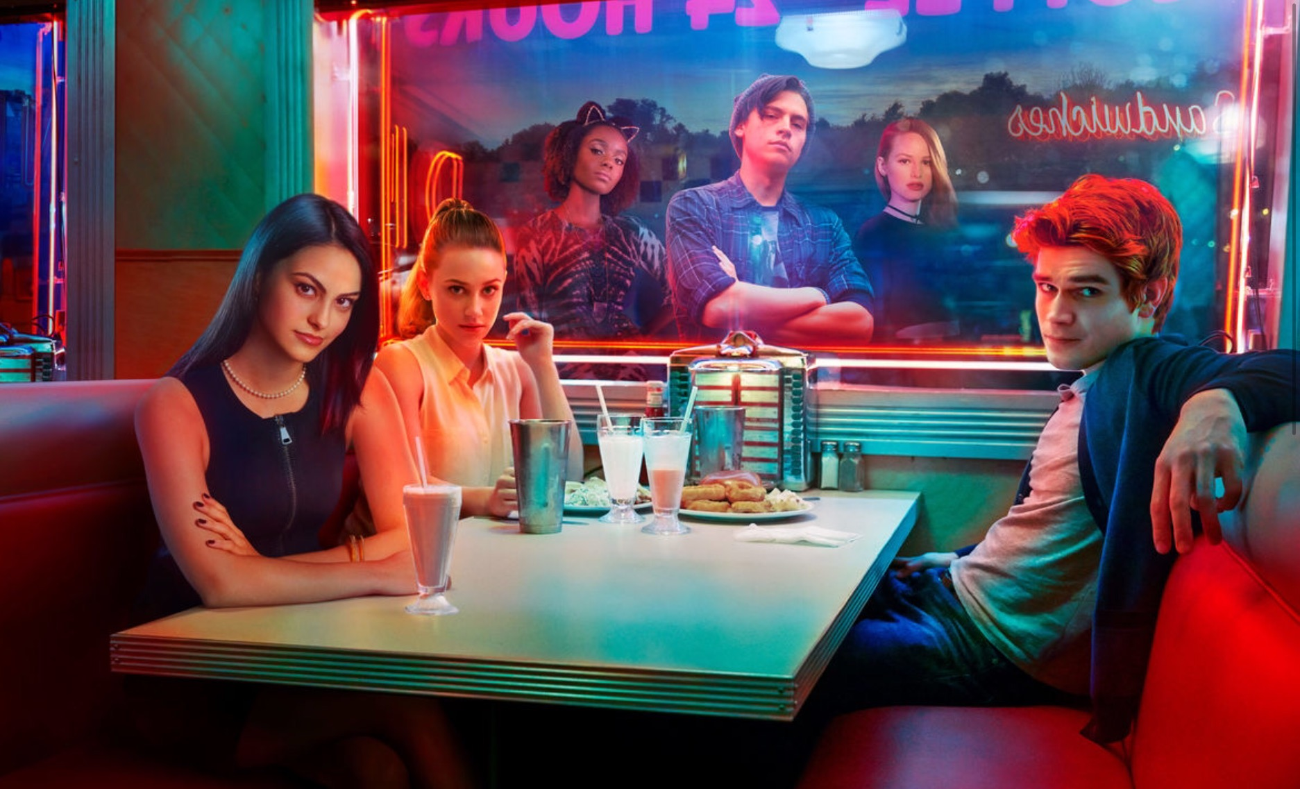 Which Riverdale character are you? (2)