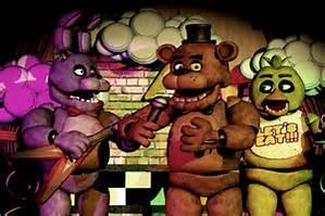 Which Five Nights At Freddy's Animatronic are you? #3