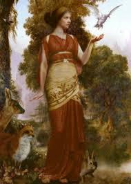 Artemis: Goddess of Hunting, Wilderness, and Wild Animals