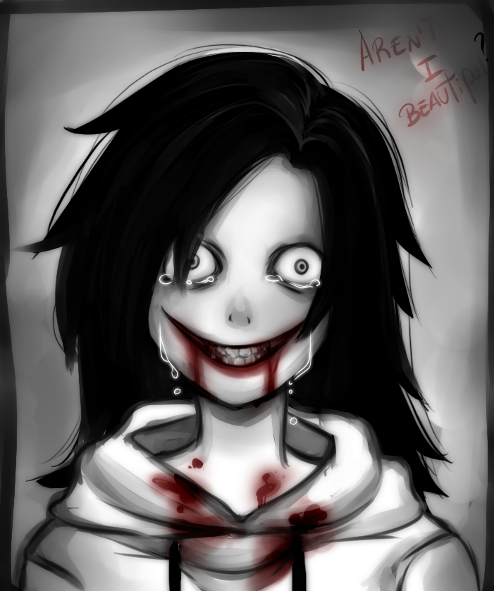 You are Jeff The Killer