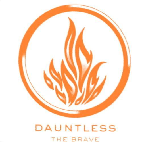 You are Dauntless!