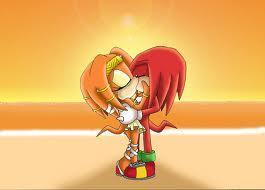 Knuckles LOVES you!