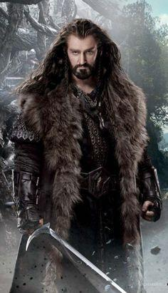 You're Thorin Oakenshield!