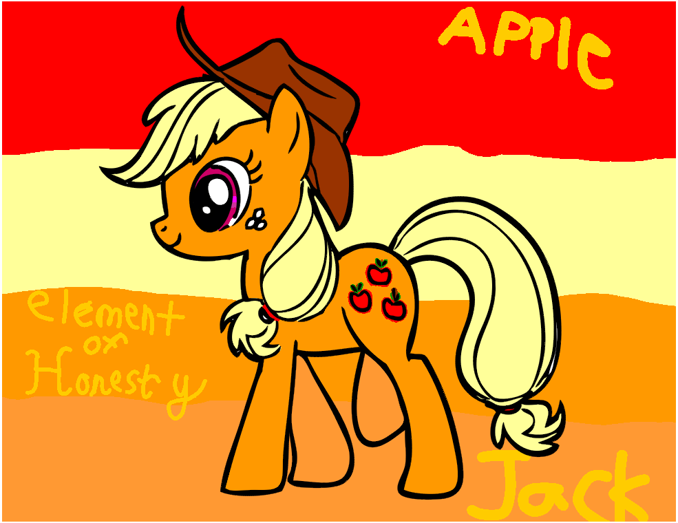 your a country earth pony