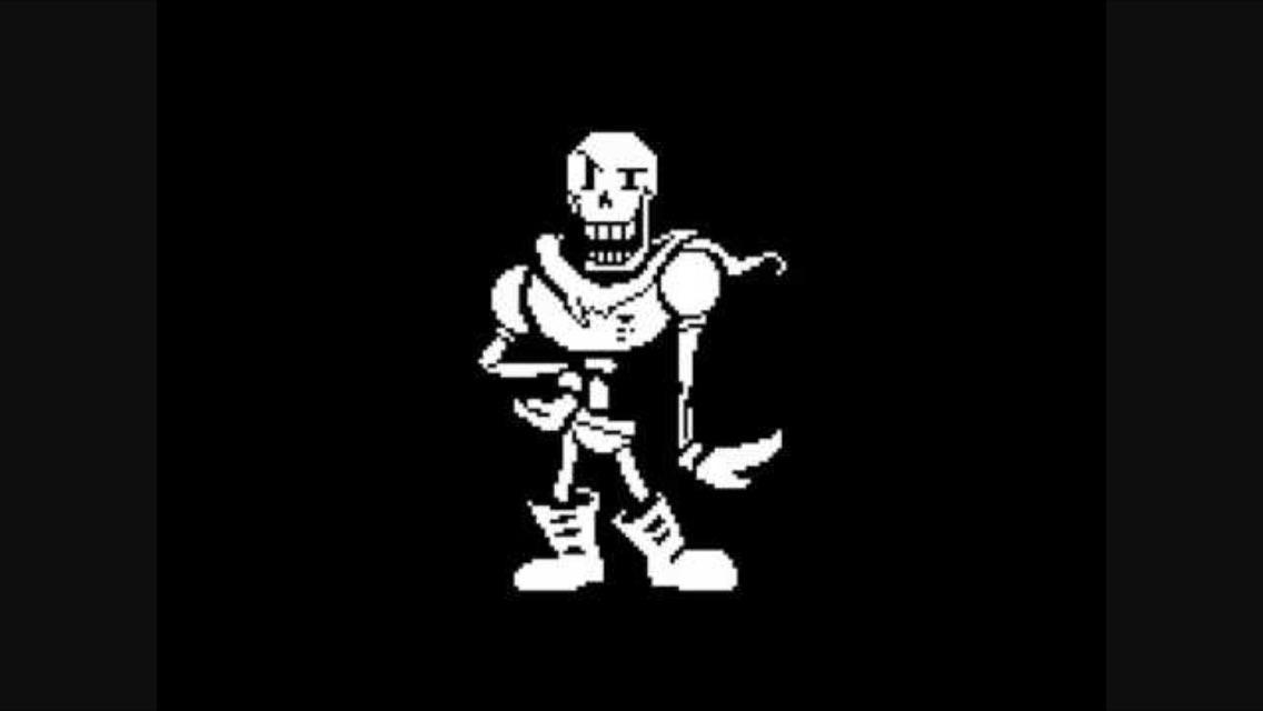 You're Papyrus!