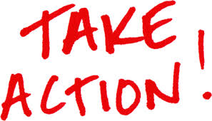You will take action!