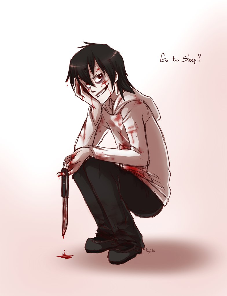 Jeff The Killer! <3