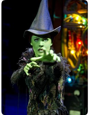 You are Elphaba!