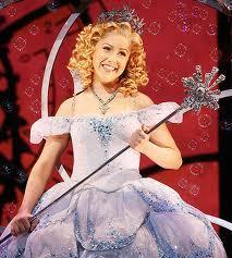 You are Glinda!