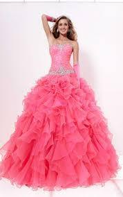 Pretty Pink Ball Gown!