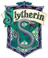 You are in Slytherin!!!
