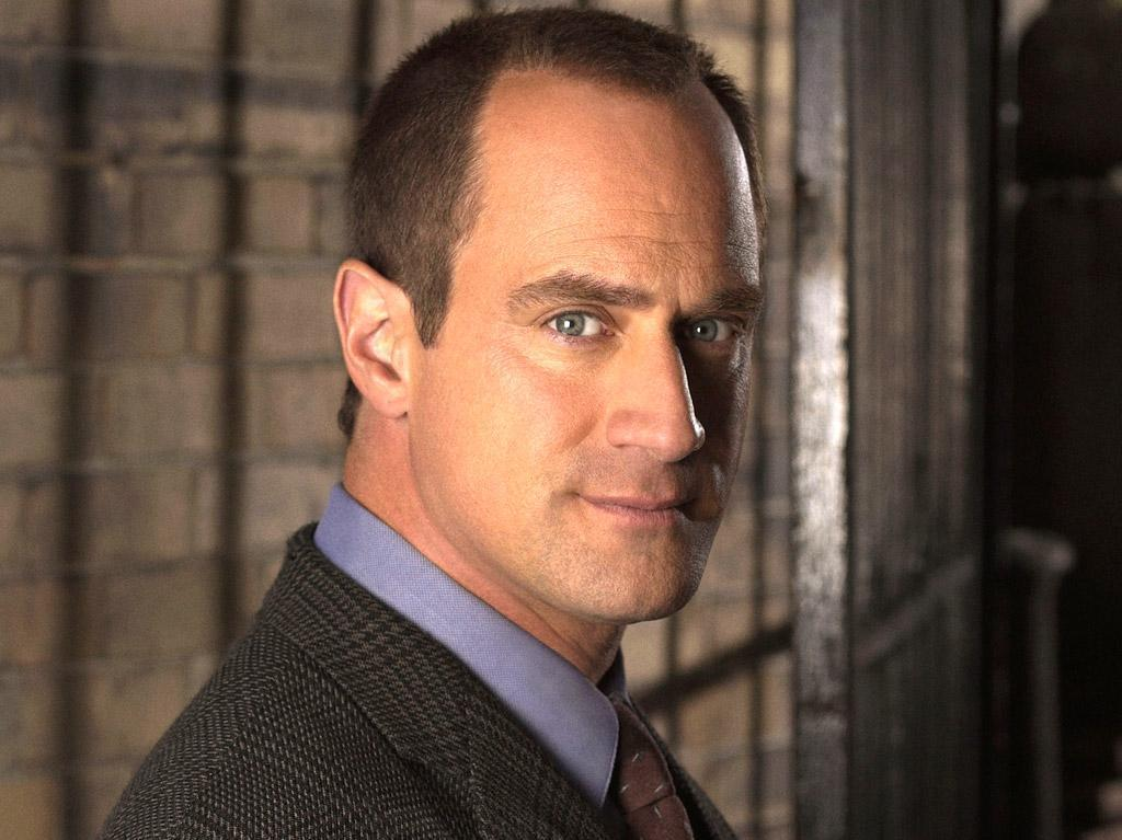 You're Elliott Stabler!