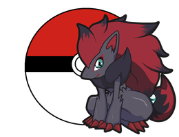 You have captured Zoroark