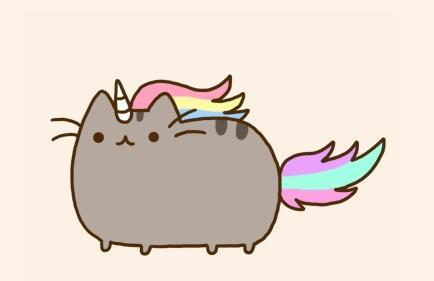 Magical Pusheen