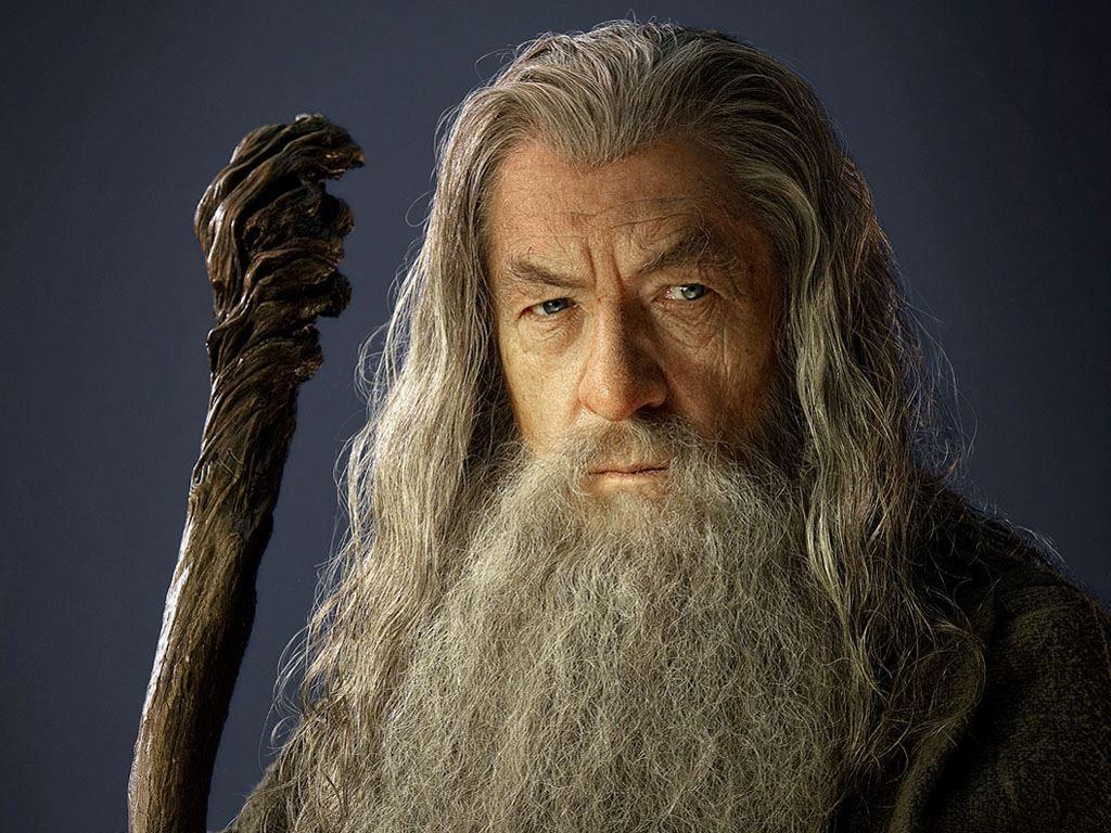 You are Gandalf the Grey!