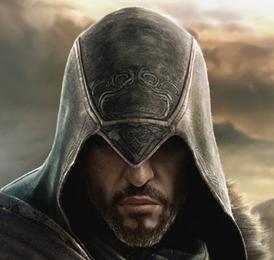 Older Ezio Auditore