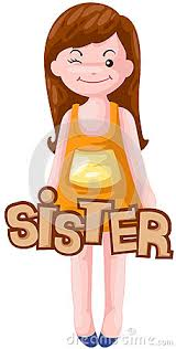 You are the big sister