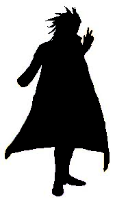 Who's silhouette is this? (KH II)