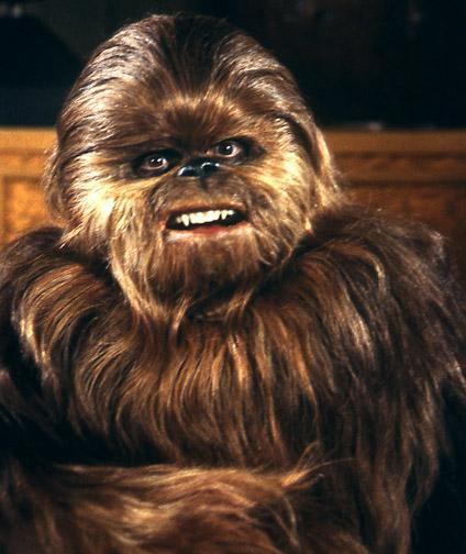 What is the name of Chewbacca's son?