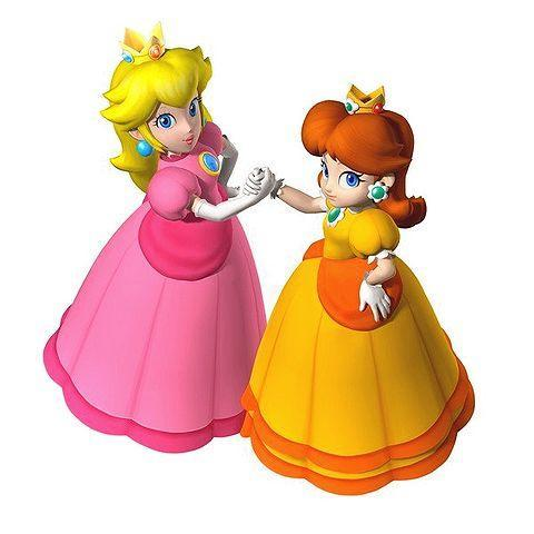 How does Peach know Daisy