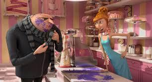 With who is Gru Goind to marry?
