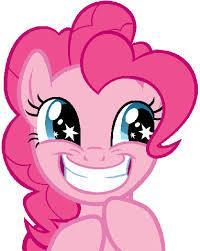 What is pinkiepie's pets name?