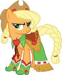 What kind of accent does Applejack have?