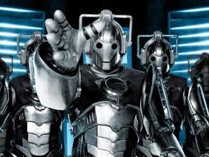 How many episodes of the revamp series has The Doctor met the Cybermen ?