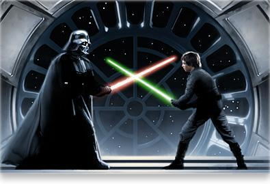 "In which episode does Darth Vader say: ""Luke, I am your father?"
