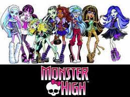 Who's your favorite monster high girl?