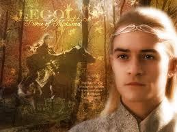 Legolas is the Prince of-