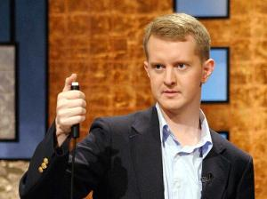 Ken Jennings is A Jeopardy legend, but he also appeared in this gameshow at one point?