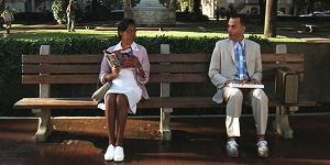 "In Forrest Gump, Gump says ""Life is like a box of _____"""