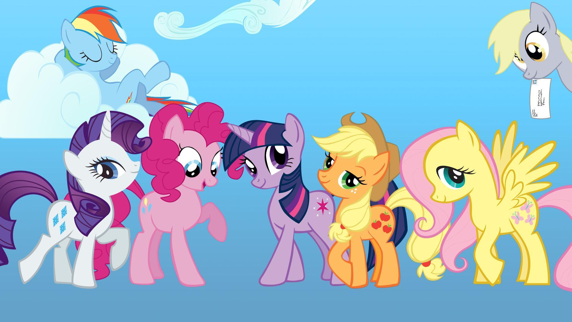 who is your favorite pony?