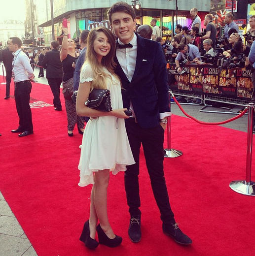 who is zoella's boyfriend ?