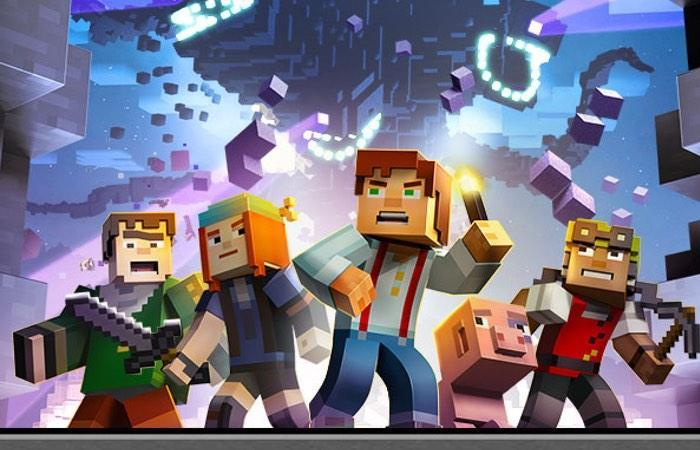 Sorry but this is the end. I had to stop here because Im gonna do a Minecraft StoryMode Quiz!