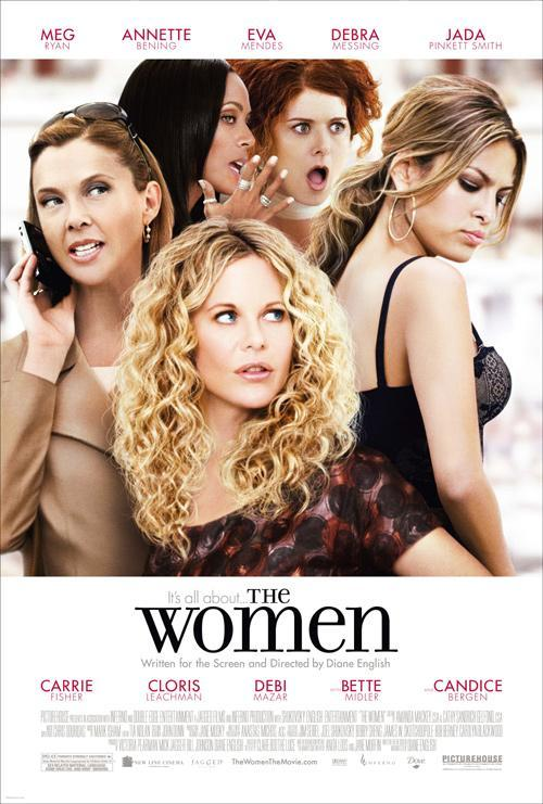 "In ""It's All About The Women"" with Meg Ryan, how many boy or man appear in the movie ?"
