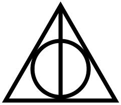 In Harry Potter and the Deathly Hallows, what is the code phrase that the Order and DA use to announce that Harry is back?