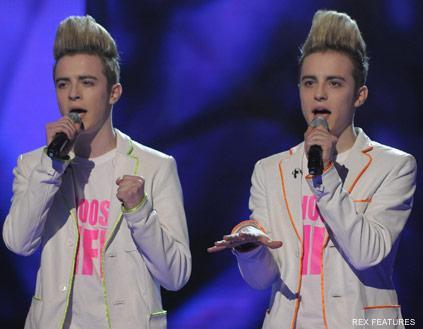 Where were John and Edward first discovered?