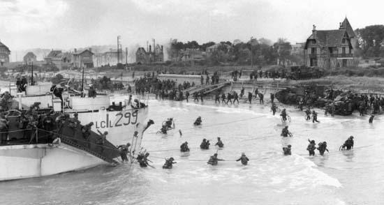 What beach did the Canadian forces at D-DAY have to take?