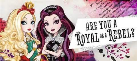 Team rebel or royal?