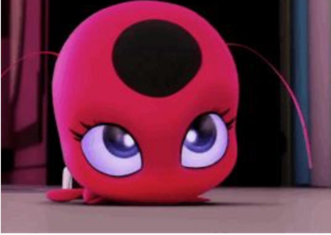 Okay, first one: What is the name of Meraculous Ladybug's Kwami?