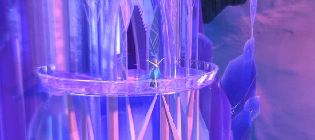 Does Grandpabbie foreshadow Queen Elsa's future? Or not? Medium. It may be or not..