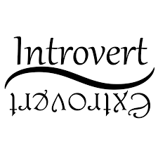 Extrovert, introvert, in between, or other? Extrovert: Outgoing Introvert: Shy
