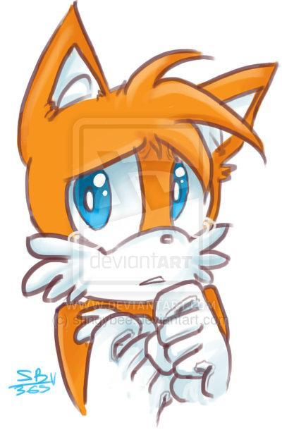 """Well, now that that's out of the way, __, there's something... I want to show you."" Tails says with a sad look on his face. ""Really? Is it time already? I mean she just-"" Aislin was cut off by Tails. ""I'm sorry, but it's time"""