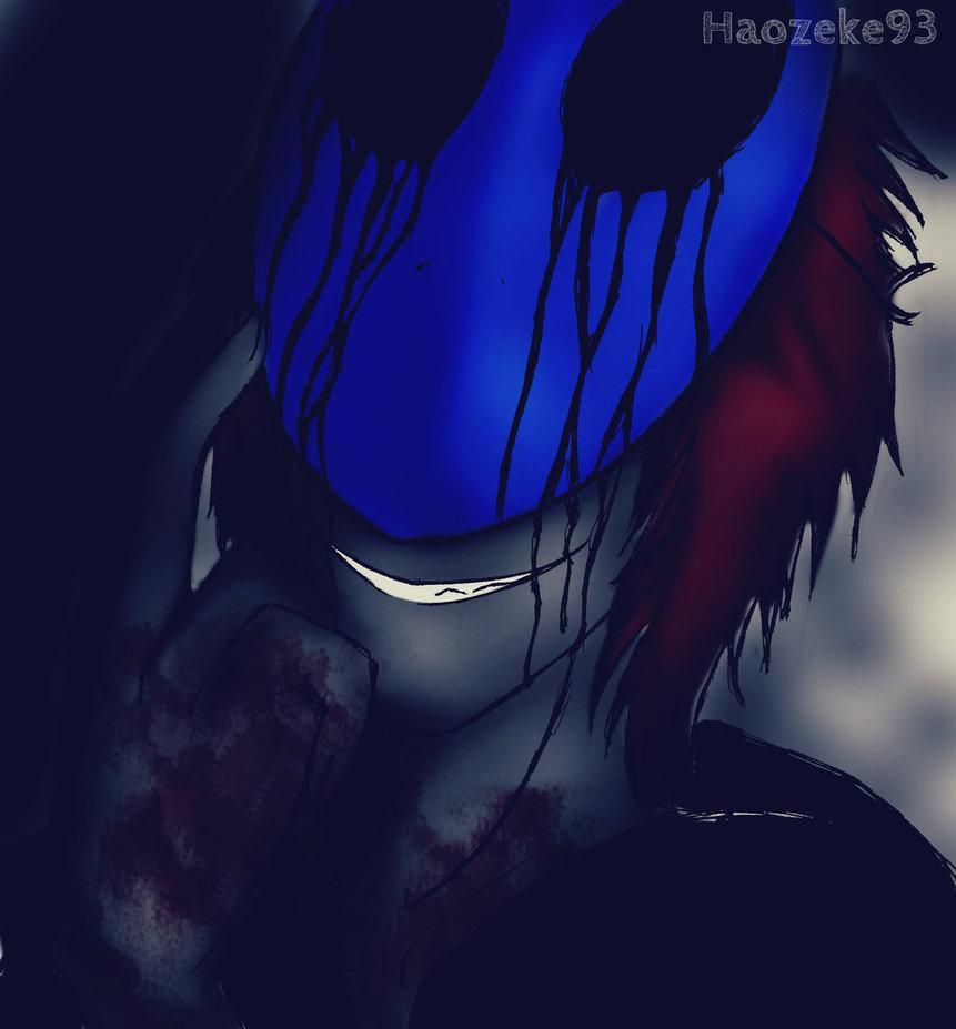 Eyeless jack I will kill you if you ask for her kidneys. (E.J.: ok...favorite food?)