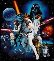 The first Star Wars film came out in?